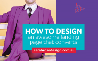 Designing an Awesome Landing Page that Converts