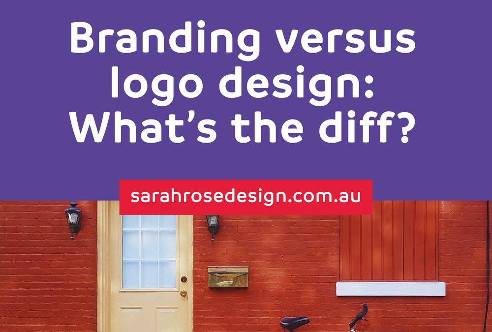 Branding versus Logo Design – What's the Diff?