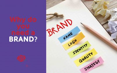 Why do you need a Brand?